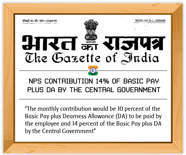 NPS-DA-Central-Government-Employees