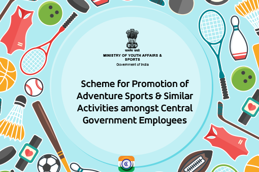 Promotion of Adventure Sports amongst Central Government Employees