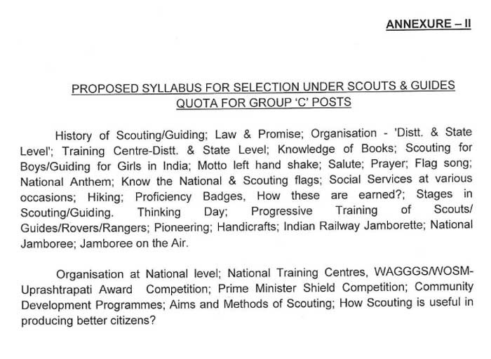 syllabus-scouts-guides-quota-group-C-posts