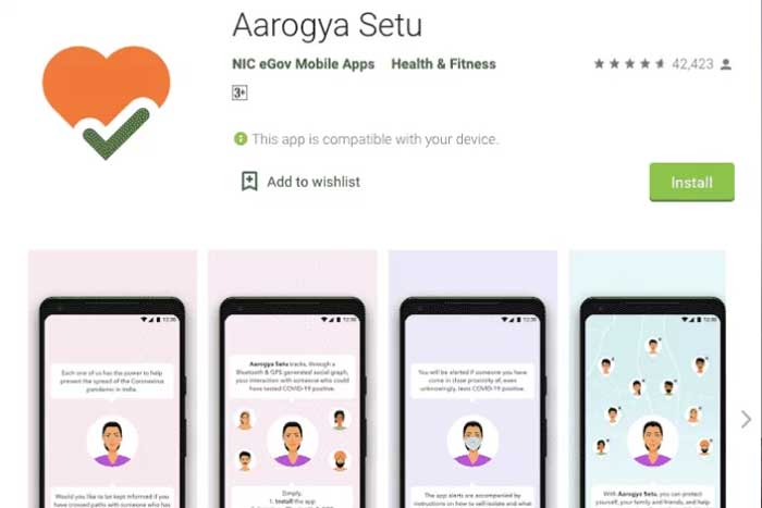 All Central Government Employees should download Aarogyasetu App on their mobile phones immediately - DoPT Order