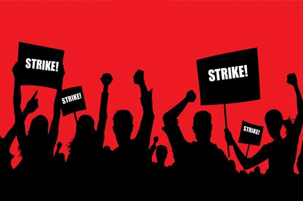 Central Government Employees Nation Wide Strike
