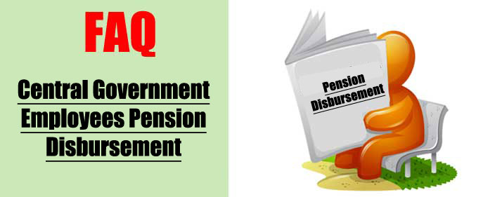 Central Government Employees Pension Disbursement
