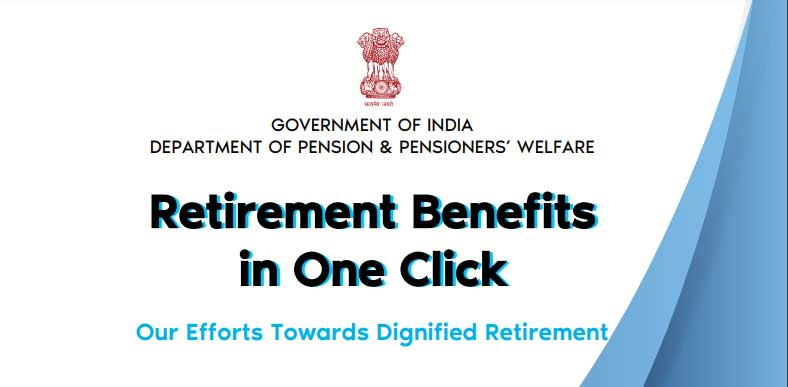 Retirement Benefits for Pensioners in One Click Download PDF