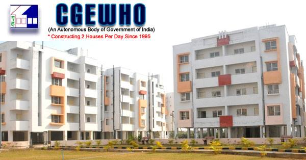 CENTRAL GOVERNMENT EMPLOYEES WELFARE HOUSING ORGANISATION - CGEWHO