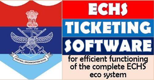 ECHS TICKETING SOFTWARE is required for the proper operation of the entire ECHS eco system.